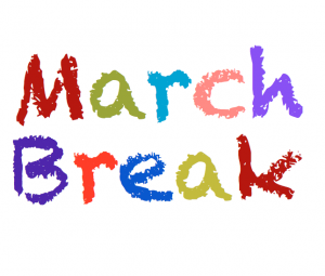 SCHOOL IS CLOSED March14-April 5, 2020