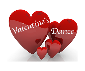 Valentine's Dance and Civvies Day