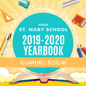 2019-2020 YEAR BOOK COMING SOON!