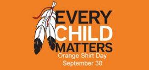 Orange Shirt Day – September 30
